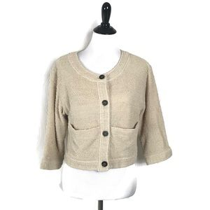 RACHEL ROY Textured Blazer Jacket Lined